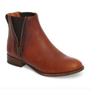 Frye Cognac Boots